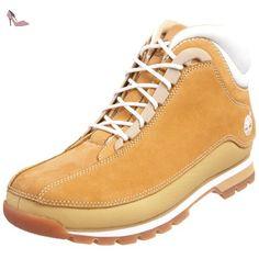 Timberland Euro Dub Hommes US 7.5 Beige Botte - Chaussures timberland (*Partner-Link)