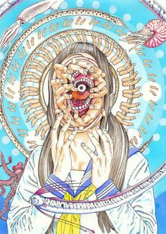 Art by Shintaro Kago