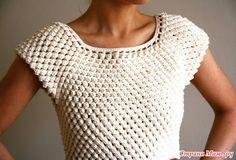 . Otro par de ideas para blusas. ¿Tal vez alguien lo tomará?