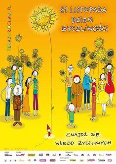 Grafiki Dnia Życzliwości   www.wroclaw.pl Kids And Parenting, Education, Onderwijs, Learning