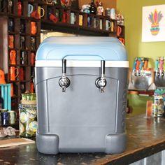 The Coolerator Pressurized  Beer Dispenser