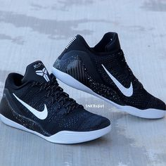 Kobe 9 ID s by our boy  snkrspot with Black 3M Lace Swap Only on www c6f2f2867