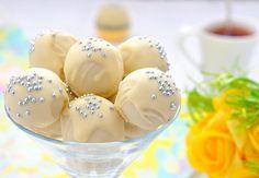 Σοκολατάκια με άρωμα λεμονιού. Γευστικός συνδυασμός λεμόνι & σοκολάτα