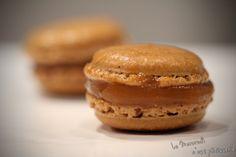 Le mercredi c'est pâtisserie: Macarons au caramel au beurre salé