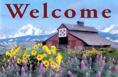 """Barn Quilts of Kittitas County   """"Washington State's First Barn Quilt Trail!"""""""