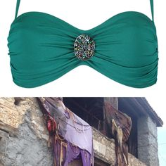 Sapph swimwear at Harmena - ex traditional leather industry (Amfissa, Greece)