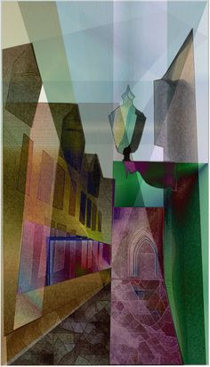 lyonel feininger | Dat Bawhuus: Lyonel Feininger