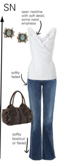 Jeans for (Soft) Yin Natural