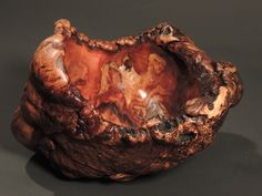 Hand carved oak burl with great details inside. By John W. Wood Turning Lathe, Wood Turning Projects, Wooden Vase, Bowl Designs, Wood Creations, Wood Bowls, Driftwood Art, Wood Sculpture, Wood Carving