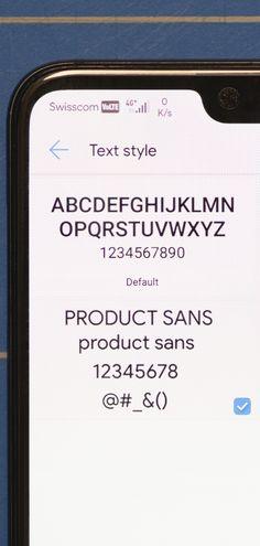 Die Benutzeroberfläche EMUI, welche man von Huawei und Honor Smartphones kennt, ist nicht jedermanns Sache. Dominik zeigt euch, wie man die Systemschriftart einfach ändern kann. #Honor #Huawei #EMUI #Smartphone #Phone #UI #Font Galaxy Phone, Samsung Galaxy, Smartphones, New Fonts, Simple