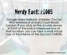 HOLY TARDIS OF GALLIFREY ARE YOU SERIOUS?? TARDIS tour! truly does work!