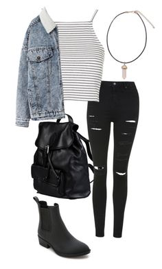 """""""Untitled #494"""" by jewia-hillsss ❤ liked on Polyvore featuring Jeffrey Campbell, Doucal's and Topshop"""