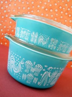I have this set from my grandmother but unfortunately the smaller bowl broke. We use it all the time ~ it's a very vesatile bowl.
