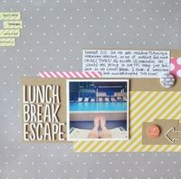 A Project by mollyfrances from our Scrapbooking Gallery originally submitted 05/09/13 at 09:56 AM