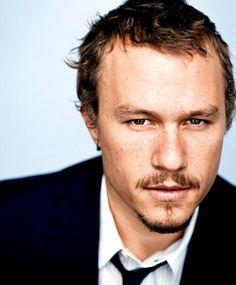 Heath Ledger 1979 – 2008 Gorgeous man with a gorgeous talent! <3 RIP