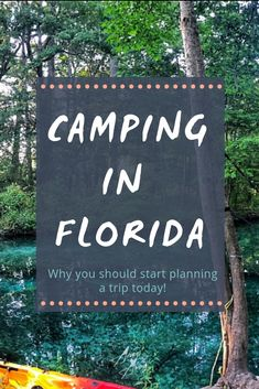 Ready to spend the summer tubing in Florida? Check out these camping hacks for a fun weekend in the water. #Camping #Florida #Ginnie #Hacks
