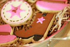 Pink Cowgirl Party! - Kara's Party Ideas - The Place for All Things Party