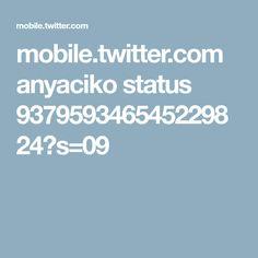 mobile.twitter.com anyaciko status 937959346545229824?s=09