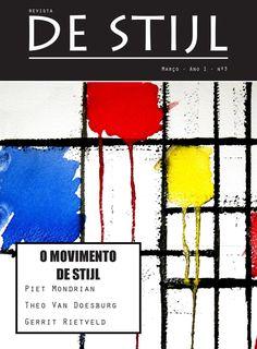 #ClippedOnIssuu from Revista de stijl Bauhaus, Theo Van Doesburg, Piet Mondrian, Movie Posters, Movies, De Stijl, Journals, Film Poster, Films