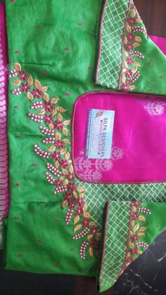 Computer Works, Maggam Works, Saree Blouse, Fashion Boutique, Blouse Designs, Sarees, Projects To Try, Designers, Blouses