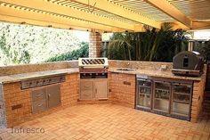 Image result for diy outdoor kitchen