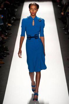 Carolina Herrera Fall 2013 runway #NYFW