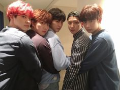 LET'S FLY, B1A4!