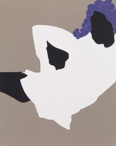 Plimsol Line - Gary Hume - 2008