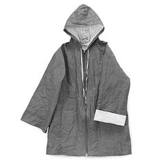 Look what I found at UncommonGoods: Tyvek Rain Coat for $300.00