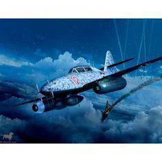 Maquette 1/32 - Me262 B-1/U-1 Nightfighter - REVELL