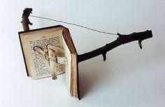 libro objeto - árbol del conocimiento