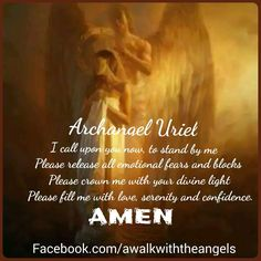 Archangel Uriel Prayer