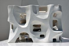 Serlachius Art Museum Gösta Proposal by Eero Lunden Studio Eric Tan of PinkCloud. Parametric Architecture, Innovative Architecture, Museum Architecture, Cultural Architecture, Parametric Design, Concept Architecture, Architecture Design, Architecture Diagrams, Architecture Portfolio