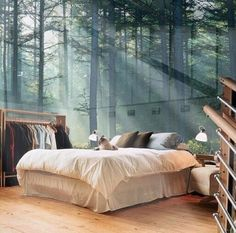 This would be such a cool room