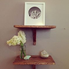 Give it space on a shelf - Creative ways to display your art