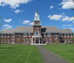 Hopkins School. Ranked #24 best private school in America for 2014.