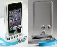 iphone scuba case,,,Really?? If you can't enjoy scuba diving without having to take your cell,,well that's sad!!