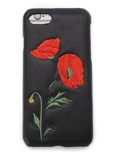 エンブロイダリーiPhoneケース(スマホケース)|FRAY I.D(フレイアイディー)|ファッション通販|ウサギオンライン公式通販サイト