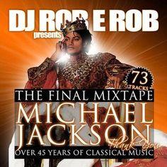 Michael Jackson Collection Mixtape DJ Rob E. Rob