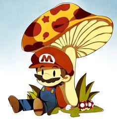 Mario, Super Mario Bros.