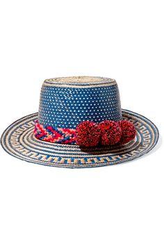 Tendenza moda estate 2017  cappello di paglia 8586064b09e3