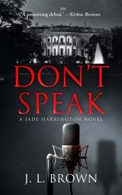 Don't Speak by J. L. Brown - OnlineBookClub.org Book of the Day! @OnlineBookClub
