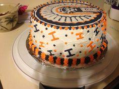 Illini cake