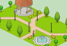 What You'll Be CreatingIf you want to make a pixel art city then a park would be a nice and pretty much necessary addition. The elements we'll cover in this tutorial would, in fact, be useful to...