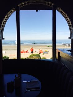 #TheShoresRestaurant currently. The sun has come out to play and will be here awhile! :)  #HappyFriday #LaJolla #TheJewel