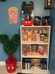 Mickey mouse basement home theater Mickey mouse basement home theater – Heimkino Systemdienste Movie Theater Rooms, Home Cinema Room, Home Theater Setup, Home Theater Design, Home Theater Seating, Theater Room Decor, Movie Rooms, Tv Rooms, Game Rooms