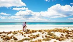 Greatest Holidays of Australia - 2. The drive up the east coast of Tassie, from Hobart to the Bay of Fires - the whiter than white sand, the bluer than blue water - typical Tassie east coast.