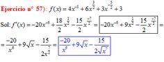 Derivadas - ejercicios de derivadas resueltos en Derivadas.es - Part 15