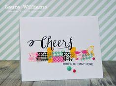 lauralooloo: Cheers! {Sweet Stamp Shop}