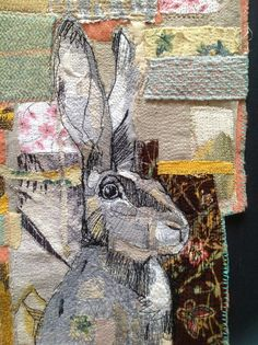 The Bloggings Of Mrs Bertimus: Free Motion Embroidery
